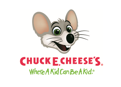 chuck e cheese classic logo used for the chuck e cheese feedback survey