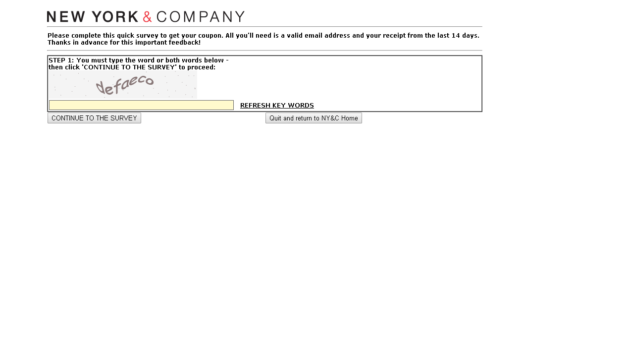 Called customer service for my card, everything was fine, called the NY & Company service line, and sent an email to corporate. For some reason they suspended my online account and can only make /5(36).