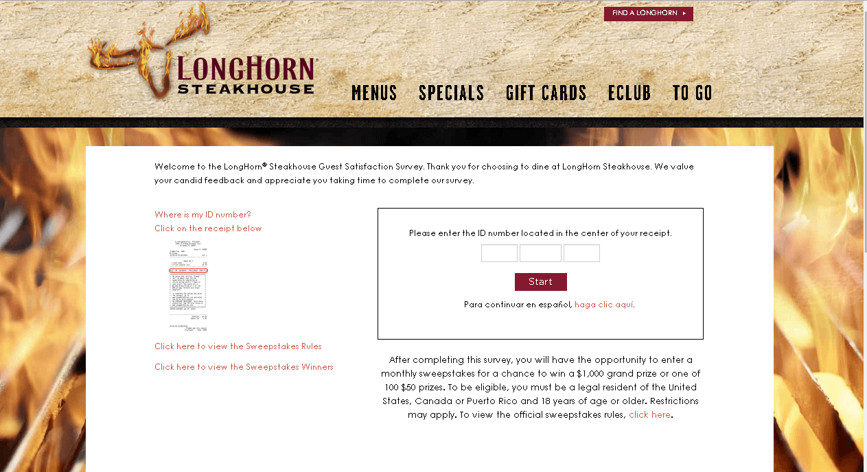 Longhorn coupon codes