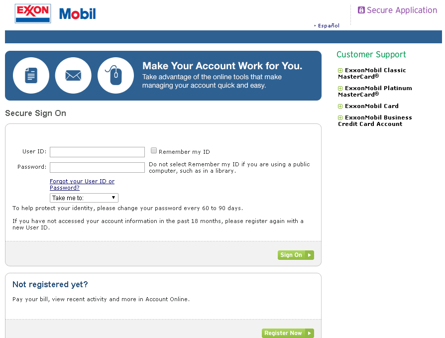 Complete ExxonMobil Account Online Guide | Customer Survey Assist
