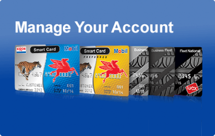 exxonmobil account online credit cards