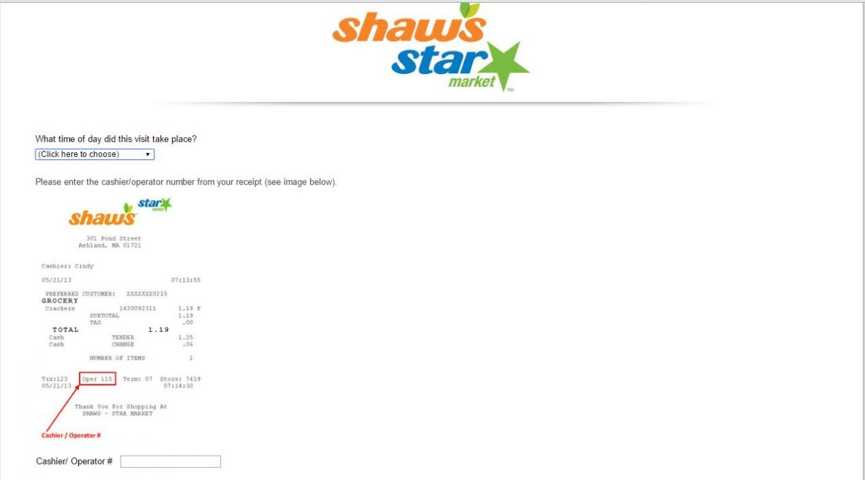 Ultimate Shaws Survey Guide