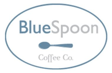 blue spoon coffee survey logo