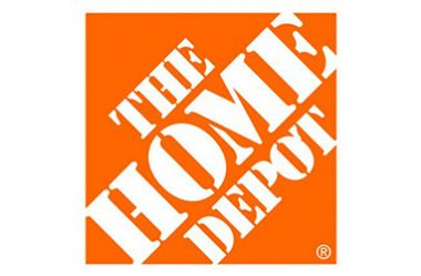 logo of home depot