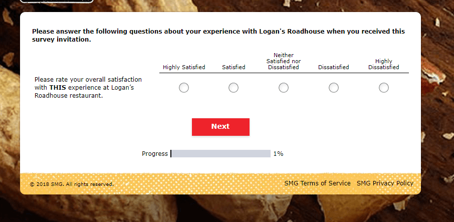 Logan Listens survey question